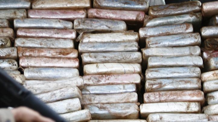 BRAZIL - COCAINE - SEIZING