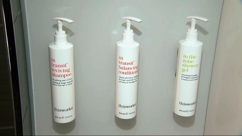 Hotel Shampoo Bottle Ban