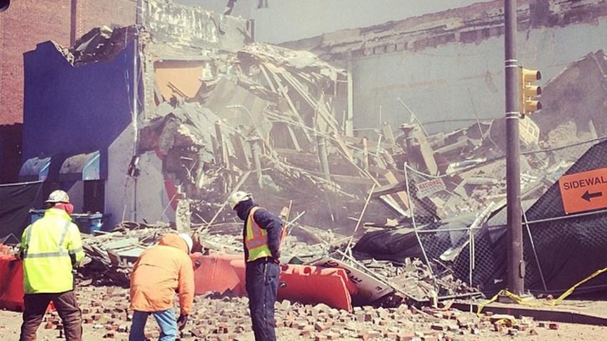 shirt corner building collapse ron penn 3