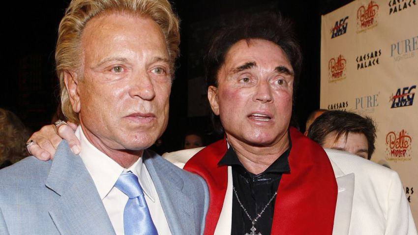 Siegfried and Roy Comeback