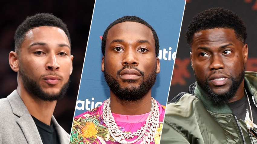Celebrities like Ben Simmons, Meek Mill and Kevin Hart are turning to their celebrity status and star power to drum up fund for charities in need of money.