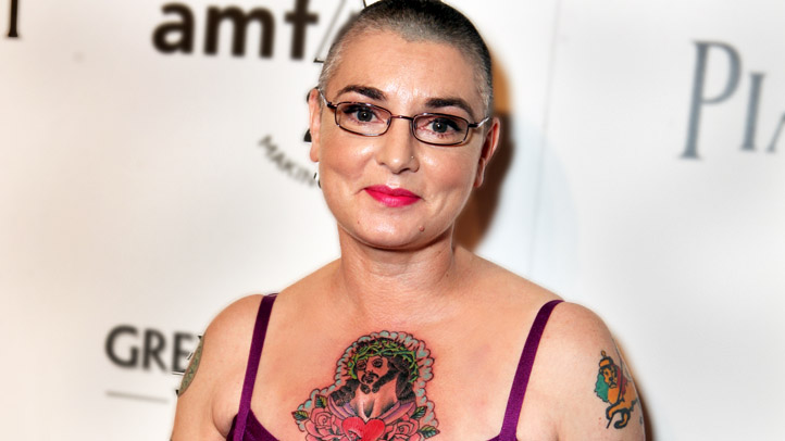 Sinead O'Connor bipolar manic depression mental illness cancel tour