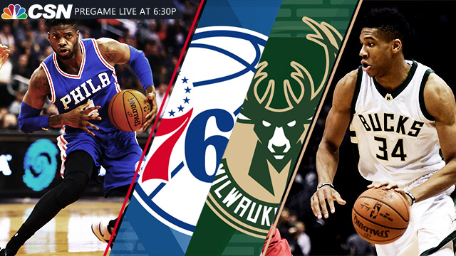 [CSNPhily] Sixers-Bucks 5 things: Noel, Holmes look to build on strong performances