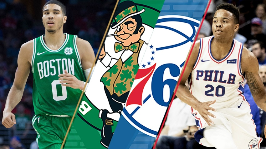[CSNPhily] Sixers-Celtics thoughts: Blockbuster trade subjects highlight home opener