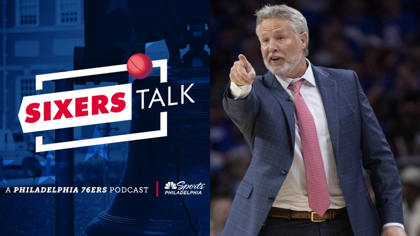 [CSNPhily] Sixers Talk podcast: John Gonzalez on the Sixers' offseason and Brett Brown appreciation