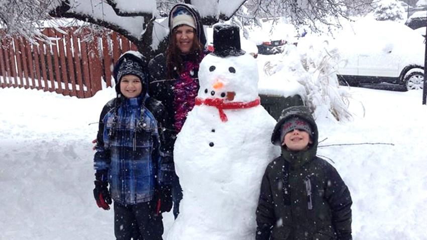 snowman Exton credit Sean O keefe