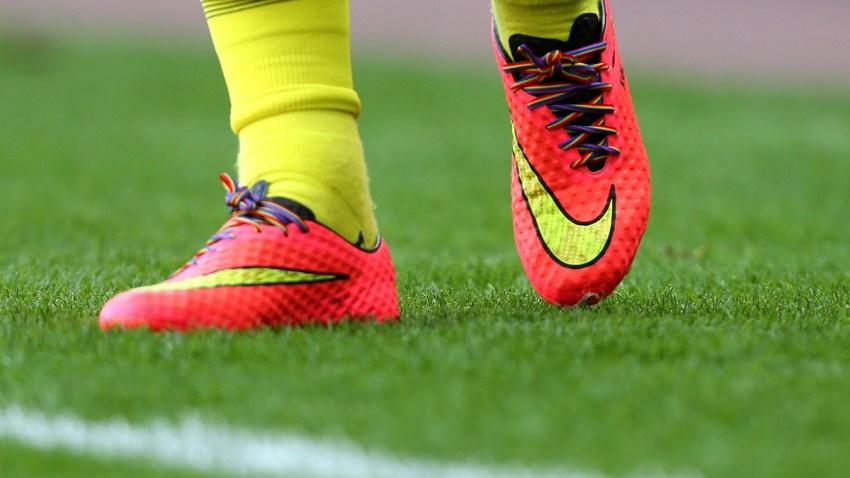 France Tackling Homophobia Soccer