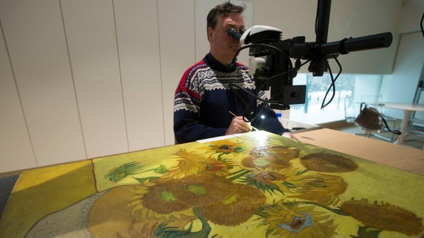 Netherlands Van Gogh