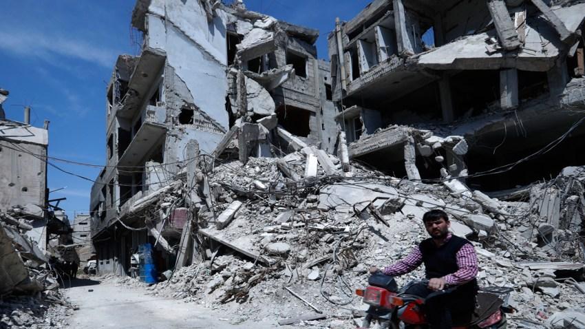 APTOPIX Syria