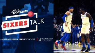 [CSNPhily] Sixers Talk podcast: Turkey, stuffing and all the trimmings