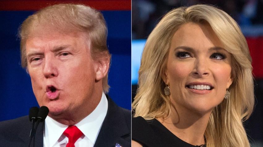 GOP 2016-Trump vs Kelly