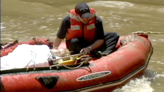 tubing rescue on brandywine