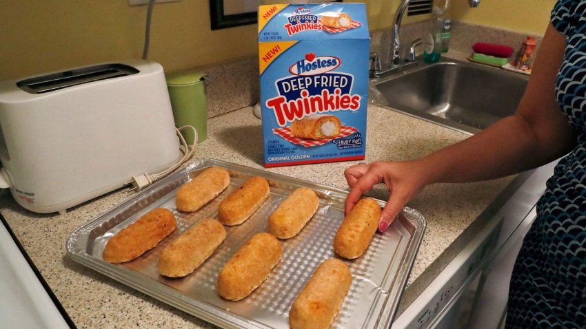 Hostess-Wal-Mart-Deep Fried Twinkies