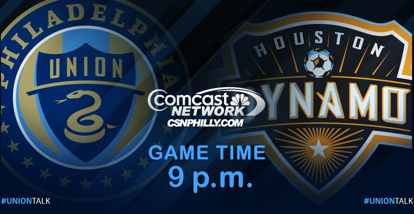 [CSNPhily] Union-Dynamo 5 things: A reunion in Houston
