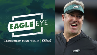 [CSNPhily] Eagle Eye podcast: We finally have real games to talk about