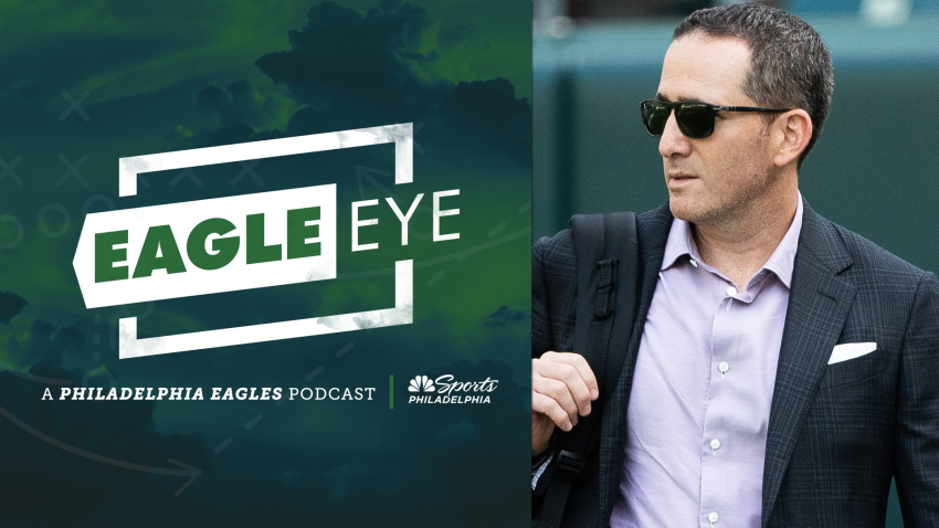 [CSNPhily] Eagle Eye podcast: Biggest takeaways from Eagles' initial roster