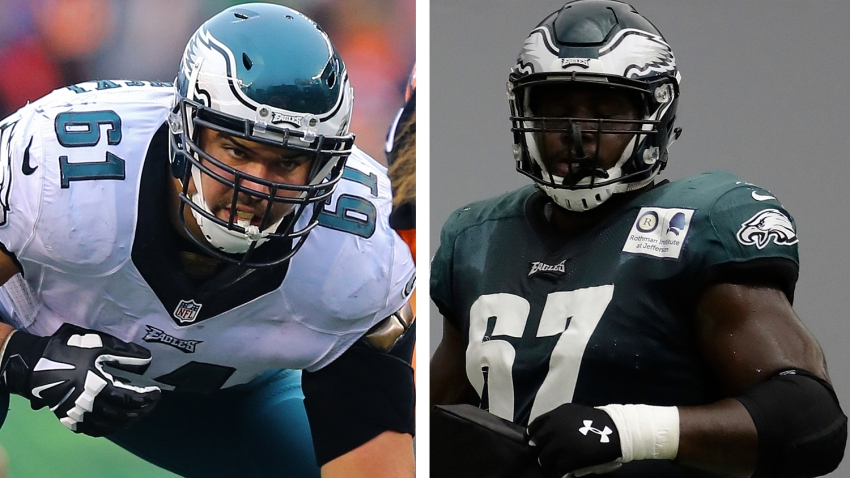 [CSNPhily] Doug Pederson still undecided on Eagles' starter at left guard