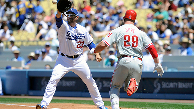 [CSNPhily] Instant Replay: Dodgers 5, Phillies 3