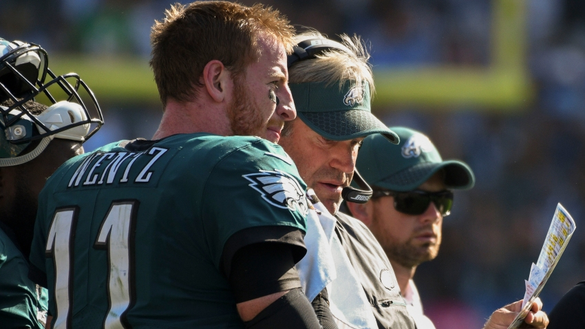 [CSNPhily] Wentz, Pederson don't get much love in NFL awards