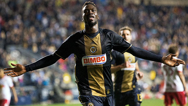 [CSNPhily] With new deal signed, CJ Sapong hungry to 'eat' for Union