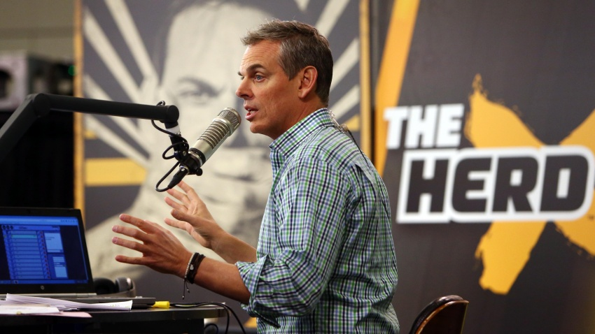 [CSNPhily] Colin Cowherd: Philadelphia is 'The dumbest sports city in America'