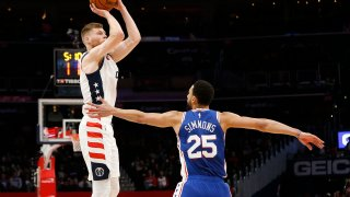 [CSNPhily] Sloppy Sixers drop 10th straight road game to Wizards