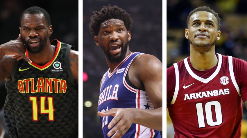 [CSNPhily] Backup center near top of list for Sixers in NBA free agency, NBA draft