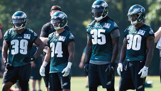 [CSNPhily] Eagles 2017 training camp position battle: Running back