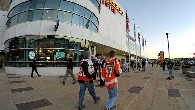 [CSNPhilly] Flyers host Avalanche, Senators in least expensive games remaining this season