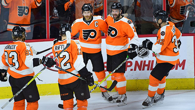 [CSNPhilly] Ron Hextall: Winning streak has 'reset the bar' for Flyers