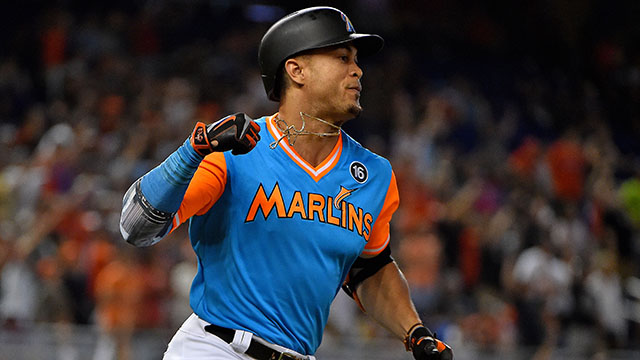 [CSNPhily] Best of MLB: Giancarlo Stanton hits 50th homer to help Marlins' playoff push