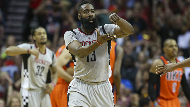 [CSNPhily] Best of NBA: James Harden posts another triple-double in Rockets' win