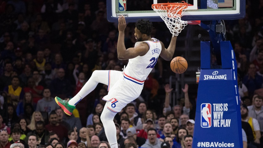 [CSNPhily] Sixers 143, Lakers 120: Sixers crush Lakers behind explosive offense