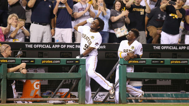 [CSNPhily] Best of MLB: Josh Bell, Pirates power their way to win over Cubs