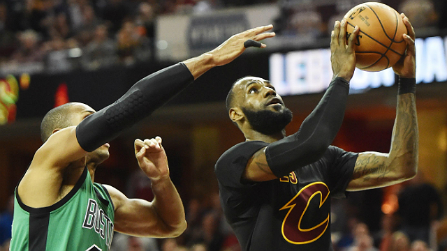 [CSNPhily] Best of NBA: Cavaliers hold off Celtics' late rally, win 124-118