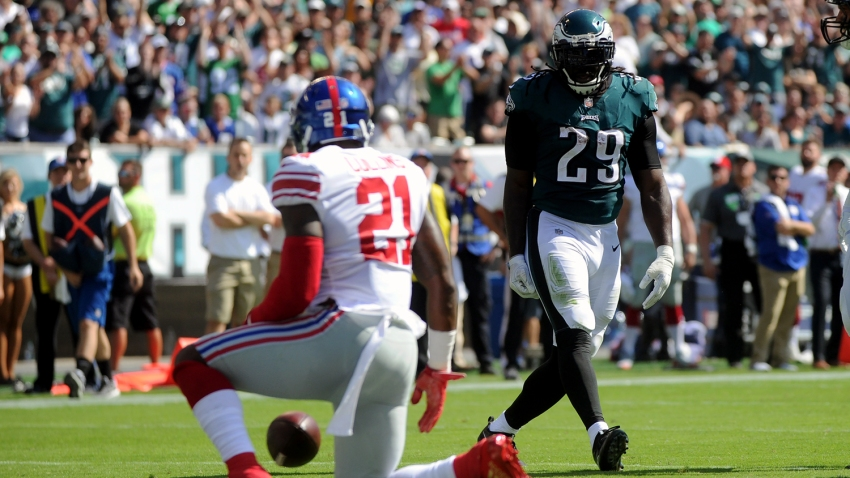 [CSNPhily] Grading the Eagles' 27-24 win over the Giants