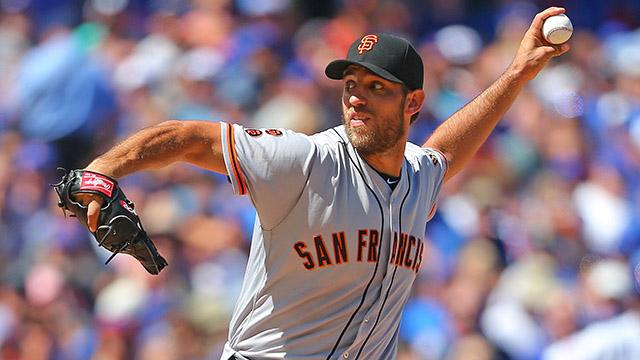 [CSNPhily] Best of MLB: Bumgarner bests Arrieta in Giants' 3-2 win