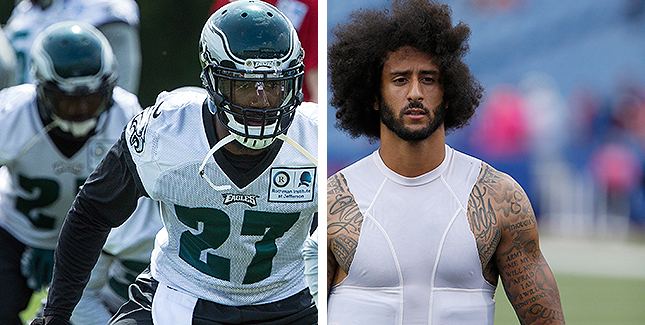 [CSNPhily] Malcolm Jenkins: NFL owners are 'cowards' for reservation to sign Colin Kaepernick