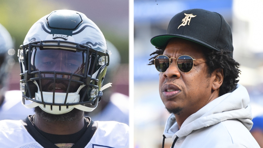 [CSNPhily] Malcolm Jenkins weighs in on NFL's controversial partnership with Jay-Z