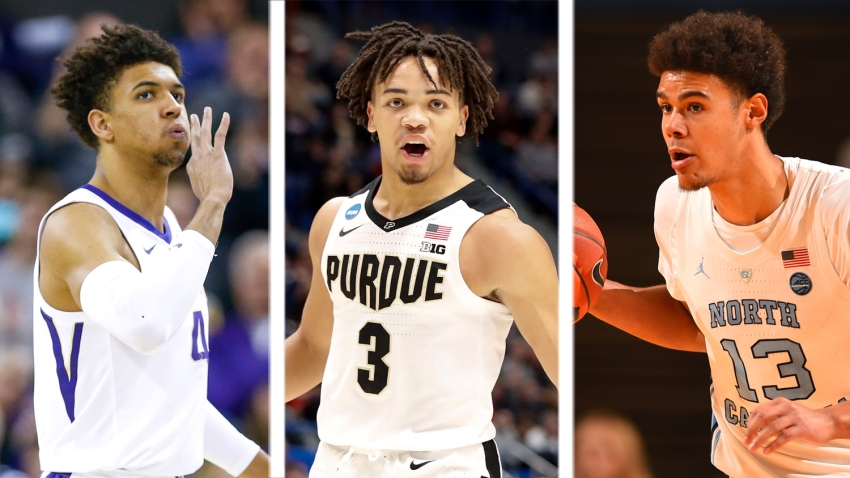 [CSNPhily] Sixers don't win NBA draft lottery but these 5 players could help at pick 24