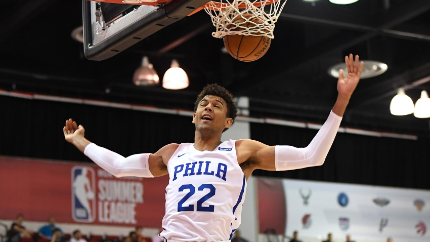 [CSNPhily] NBA summer league: How Matisse Thybulle shined in Sixers' loss to Pistons