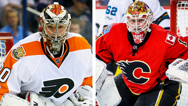 [CSNPhilly] End to End: How should the Flyers employ their 2-goalie system?