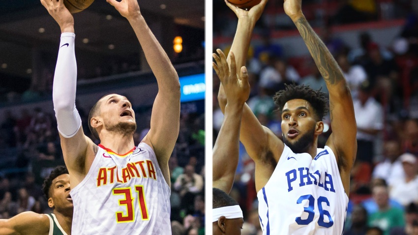 [CSNPhily] Sixers complete trade for Mike Muscala, sign Jonah Bolden