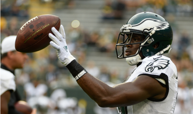 [CSNPhily] Report: Nelson Agholor to be inactive vs. Packers