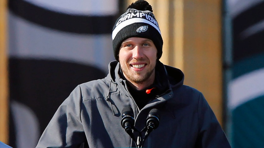 [CSNPhily] Nick Foles can't even go to Whole Foods anymore