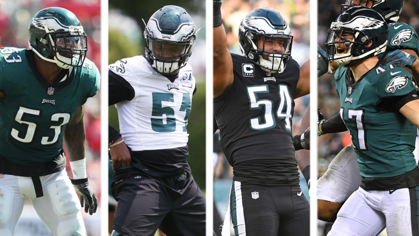 [CSNPhily] How will pieces of Eagles' linebacker group fit together this year?