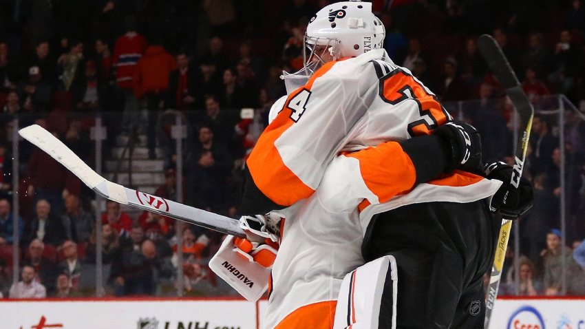[CSNPhilly] Forget the deadline madness ... Flyers are in 1st place
