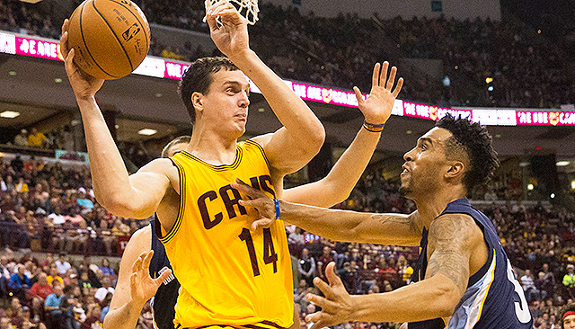 [CSNPhily] Sixers acquire Sasha Kaun, cash considerations in trade with Cavaliers