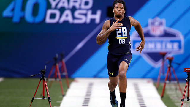 [CSNPhily] NFL draft prospect Sidney Jones suffers leg injury at Washington's pro day