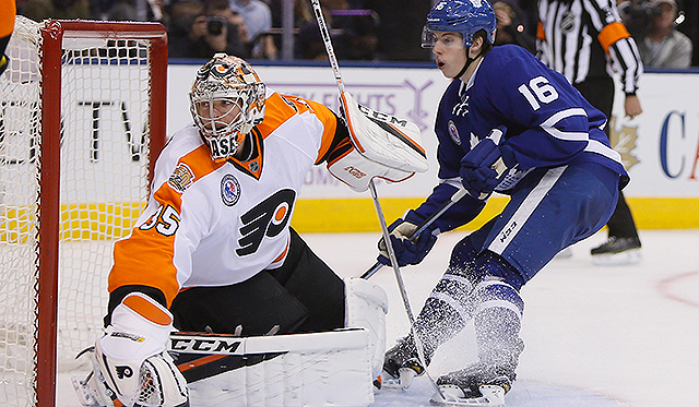 [CSNPhily] Instant Replay: Maple Leafs 6, Flyers 3